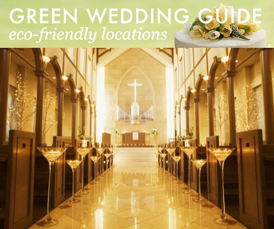 Green Wedding Guide, eco-friendl