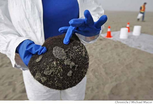 Hyper Absorbant Peat Moss Could Clean Up Oil Spills Like