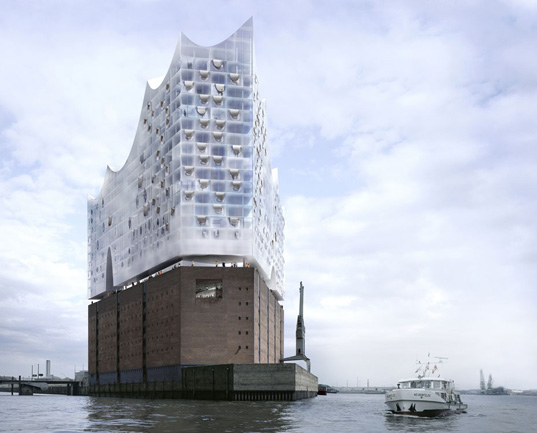 architecture, elbphilharmonie, design, herzog and de meuron, germany, daylighting, hamburg