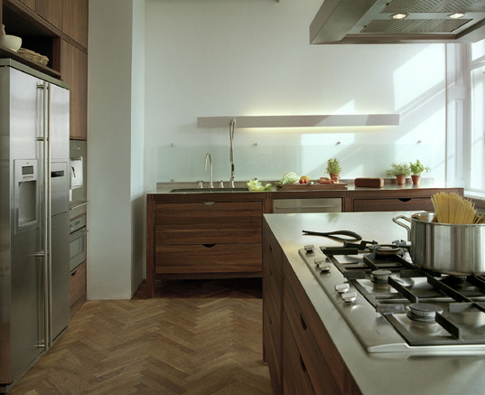 Indelibly Green Danish Kitchen Designs Hit New York Inhabitat Green Design Innovation