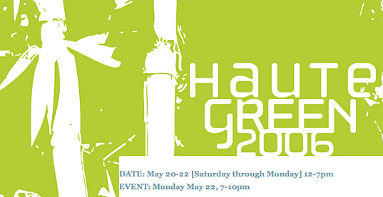 Haute Green Submissions