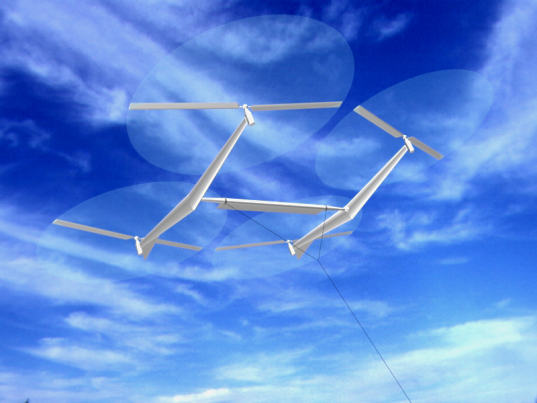 sustainable design, renewable energy, new york city, manhattan, alternative energy, kite turbines, high altitude, wind energy, tethered kite turbine