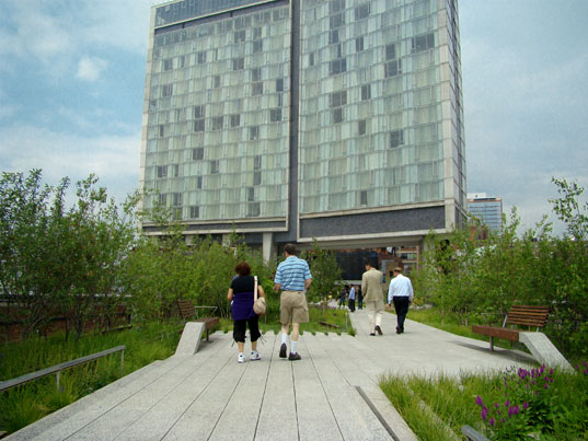 High Line Opens Today!