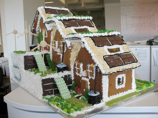 gingerbread hok, hok ginger prefab, hok gingerbread prefab, hok sustainable design