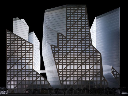 Steven Holl, Sliced Porosity Block, Chengdu, Sichuan, China, LEED, green building, geothermal heating, natural cooling, natural light, high-performance building, holl_chengdu_3.jpg