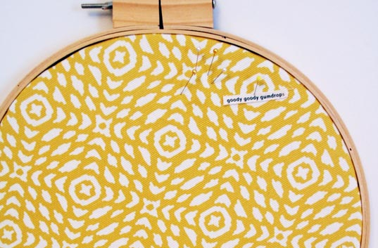 inhabitat green gift guide, sustainable diy gifts, green homemade gifts, holiday gift giving, crafted gifts, handmade gifts, presents, embroidery hoop art