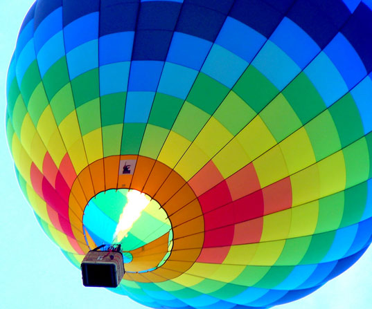 hot air balloon power, renewable energy, ian edmonds balloon engine, hot air balloon engine, sustainable energy, green design, solartran balloon engine