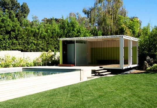 sustainable design, green design, shipping container home, ic green, dwell on design, sustainable architecture, recycled materials