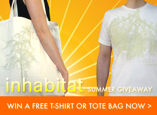 'Inhabitat contest, Inhabitat summer sun contest, Greener Gadgets Giveaway, green gadgets giveaway, voltaic solar power backpack, inhabitat competition, inhabitat summer contest