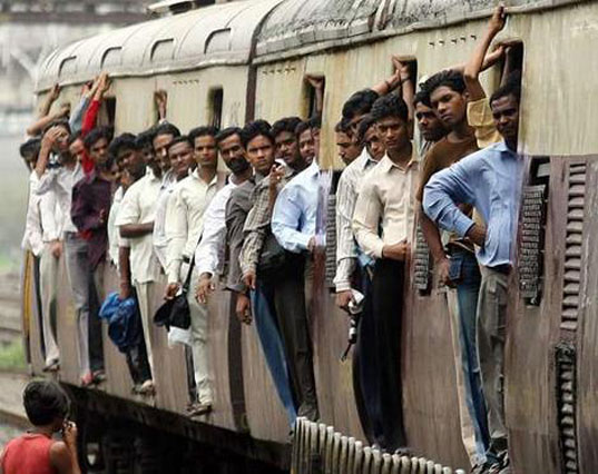 Indian Railways Going Green With Eco-Toilets - Indiaecotrain1 1