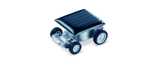 solar car, solar power car, smallest solar car, small car, tiny car, gift, gadget, solar gadget, solar gift, techie gift, geek gift