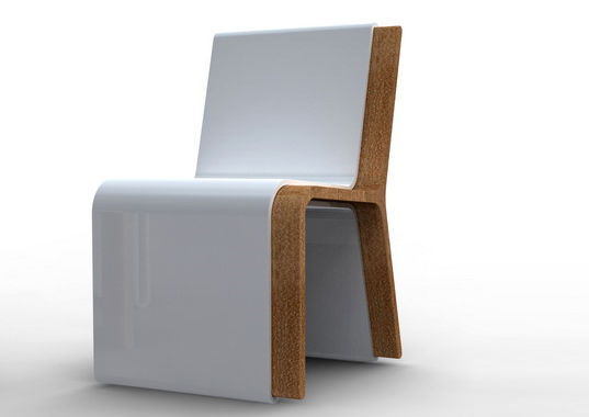 silla guarda, guarda inside out chair, transforming furniture, space saving furniture, alberto villareal, 2 in 1 chairs