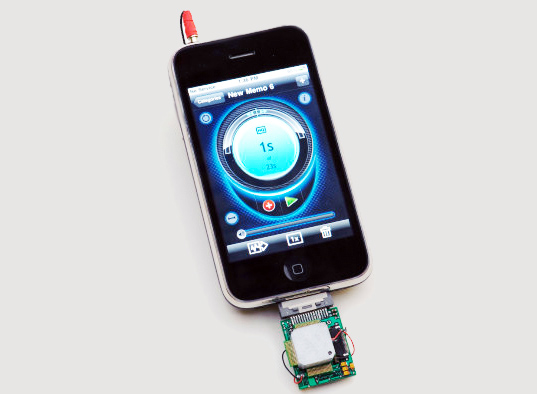 sustainable design, green design, design for health, chemical sensor, iphone, nasa, methane