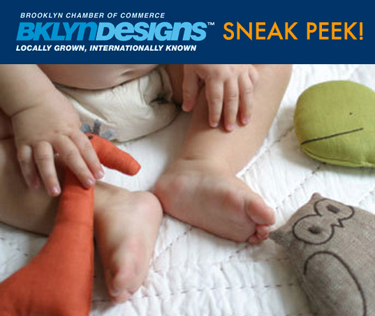 BKLYN Designs toys, BKLYN Designs Lotta Jansdotter, BKLYN Designs children