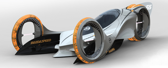 kaan concept vehicle, maza concept car, future of racing, electric vehicle, alternative transportation, design los angeles design challenge, motorsports 2025