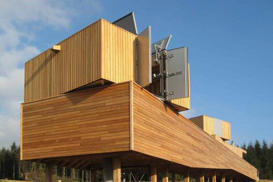 Kielder Observatory, Kielder Observatory UK, sustainable science buildings, green building astronomy, Northumberland UK, Charles Barclay Architects, Charles Barclay Architects UK, sustainable design UK, green building UK, kielder1.jpg