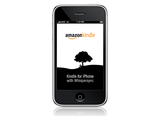 sustainable design, green design, greener gadgets, sustainable lifestyle, green iphone app, Top 7 Best Green iPhone Apps, Amazon Kindle for the iPhone