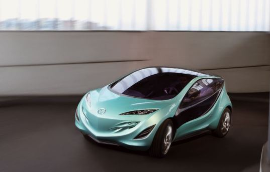 kiyora, mazda kiyora, car that cleans water, concept, kiyora concept, concept vehicles, water concept, water theme, water and environment, mazda concept, mazda water concept vehicle