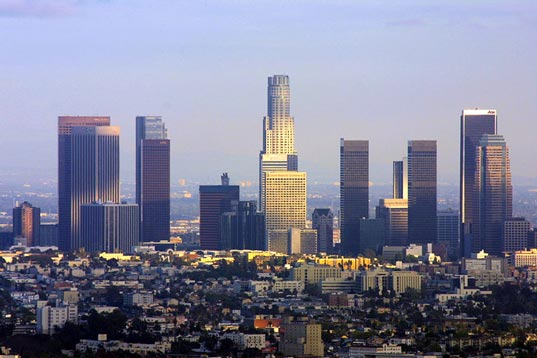 Los Angeles, green building, California, sustainable design, urban planning, CEC green building report, Commission for Environmental Cooperation, CoStar green building report, LEED in California, la.jpg