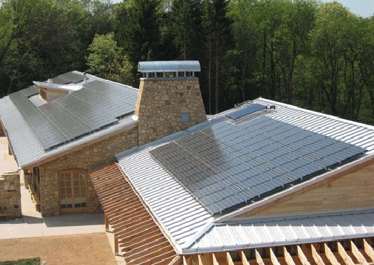 leed, platinum, carbon neutral, energy efficient, wisconsin, aldo leopold foundation center, environment, fsc, forest, stewarship, council