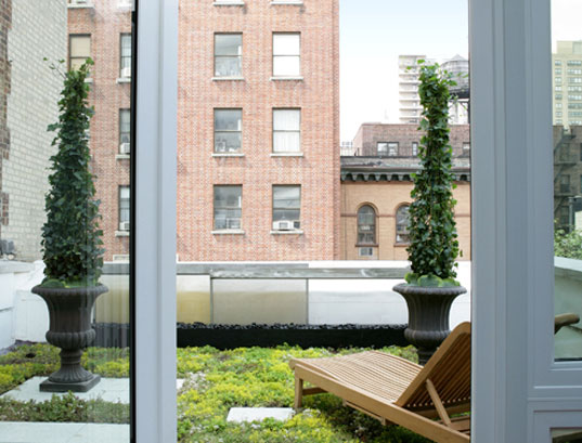 staycation, green roof, nyc rooftop, garden design, landscape architecture