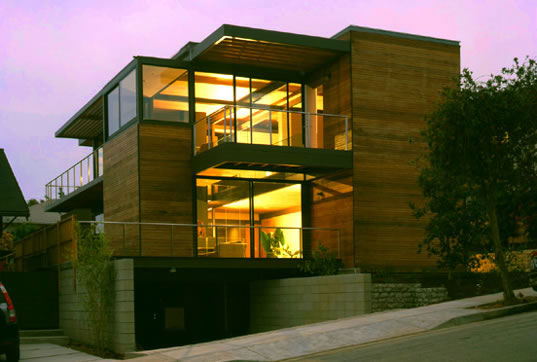 Living Homes, Ray Kappe, Prefab housing, AIA/COTE, AIA top ten