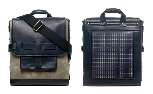 Noon Solar, sustainable style, eco chic, green fashion, eco fashion, Solar bag, solar power handbag, solar hand bag, solar purse, photovoltaic handbag, solar power tote bag, solar power messenger bag