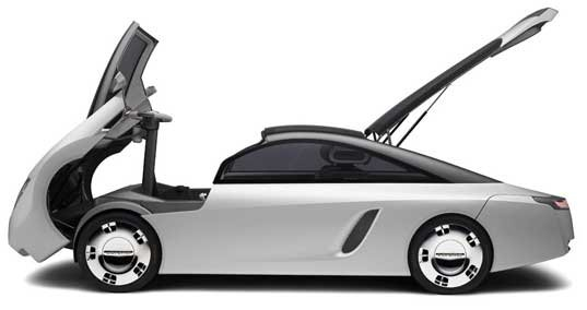 loremo, transportation, car, low emission, low weight, green, electric