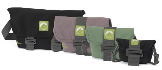 lowepro terraclime bags, recycled materials, sustainable design, green camera bag, sustainable materials, cyclepet camera bags, recycled camera bag, lowepro sustainable camera bag