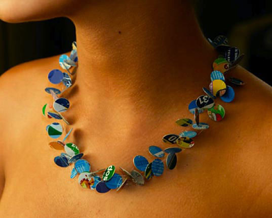 TOUCH Mana Collection, Mana Bernardes, recycled jewelry, accessories, re-use, sustainable style, Brazil, street fashion