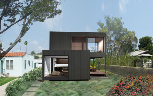 Marmol radziner and dwell debut new skyline series of for Dwell prefab homes cost