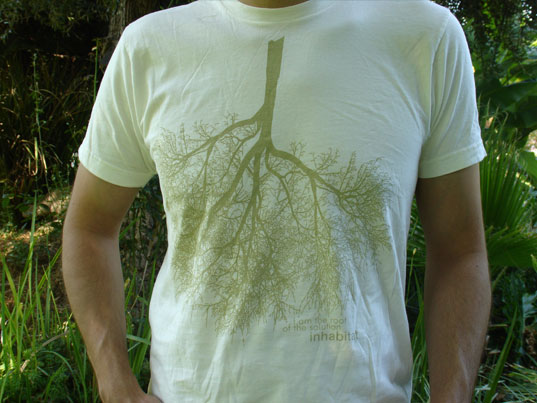 INHABITAT READER SURVEY!, Inhabitat style T-shirts, Inhabitat T-shirts
