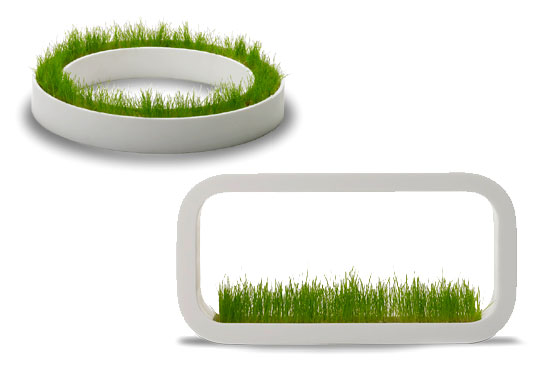 Metaphys factory garden grass, Metaphys indoor garden products from Tokyo, Mod grass growers, Japanese mod grass planters, Metaphys