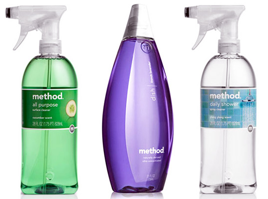 Method, Green Cleaning Supplies, Green Cleaners, Sustainable Cleaners