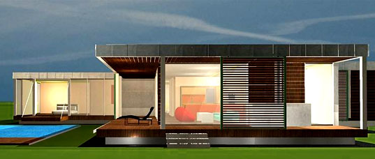 MinArc, MinArc M3 Home, Prefab Housing, Green Prefab, eco-friendly prefab, environmentally friendly prefab architecture, sustainable architecture,