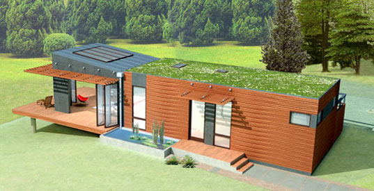 Michelle Kauffman, mkLotus, West coast green, prefab home, prefab house, prefab housing, green building, glidehouse, sunset breezehouse