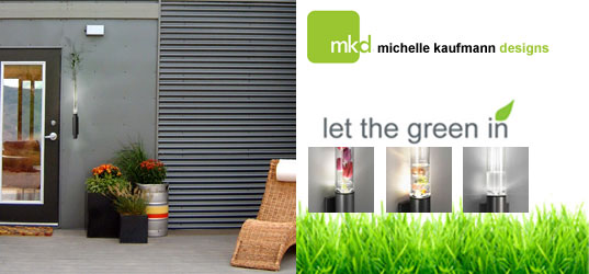 Michelle Kaufman, Vessel Light, Flux Lighting, Sustainable Light Fixture, Sustainable Home Accessories