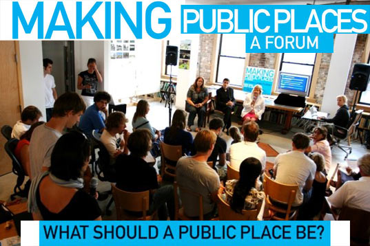 Making Public Places Forum, placemaking, urban design, landscape architecture, social media, democratic spaces, design principles, balmori associates, diana balmori, meatpacking district