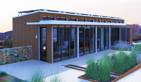 Penn State, Natural Fusion, Solar Decathlon, Green Building, Sustainable Building
