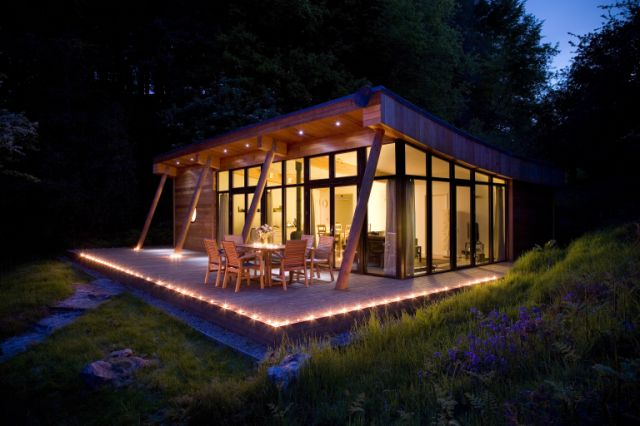 NATURAL RETREATS Luxury Eco-Getaways in the UK | Inhabitat - Green ...