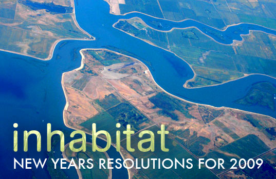 Inhabitat New Years Resolution