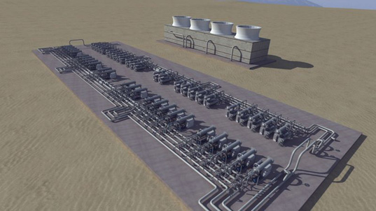 new mexico geothermal plant, raser technologies, united states geothermal, binary cycle power plant, geothermal energy, alternative energy