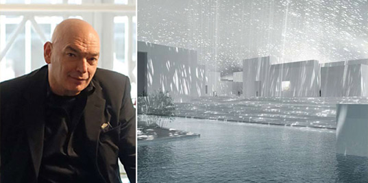 Jean Nouvel, Pritzker Prize, 40 Mercier, LED, awards, architecture, Institut du Monde Arabe, Quai Branley Museum, Paris, France architecture, french architecture, nouvel5.jpg
