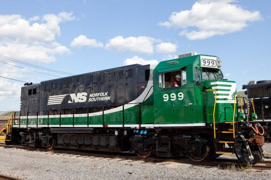 ns 999, locomotive, train, plugin