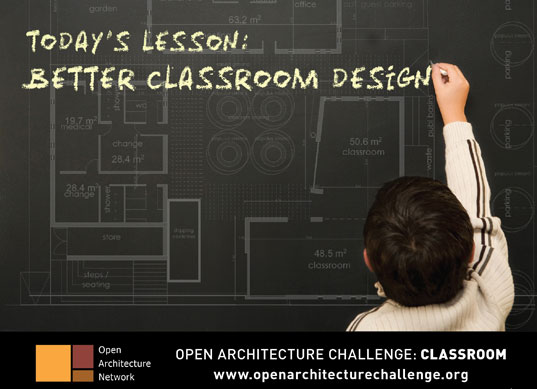 Open Architecture Network, OAN Challenge, Architecture for Humanity, global education, classroom design