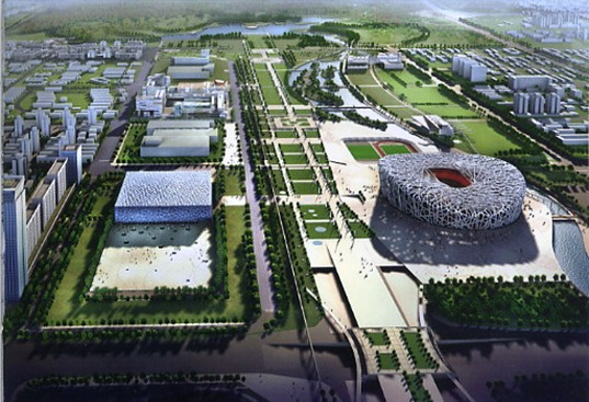 Gold For China Olympic Village Receives Leed Award