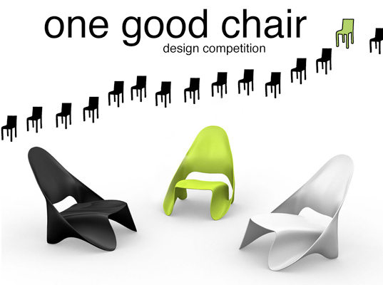 sustainable design, green design, one good chair competition, industrial design, contest, sustainable furnishings council