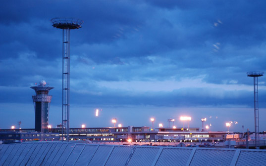 Orly Airport, France, Paris, geothermal heating, geoexchange, Aeroports de Paris, Pierre Graff, travel, energy, renewable energy, orly1.jpg