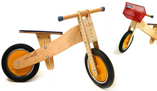 inhabitat green holiday gift guide, green design, kids gift guide, sustainable gift ideas, green gift ideas, sustainable style, boys gift guide, pedobike