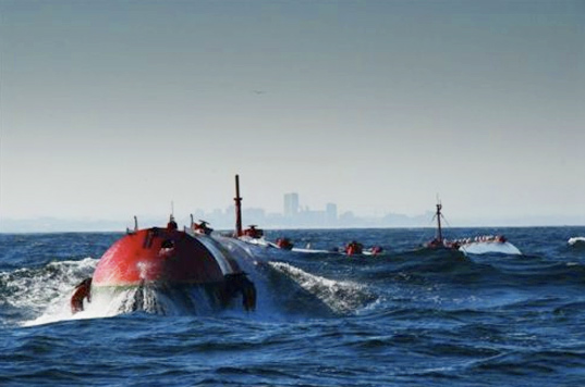 pelamis wave power plant, portugal wave power, commercial wave farm, renewable energy, tide power, alternative energy